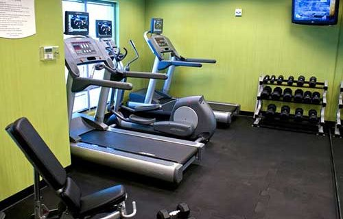 Fairfield Inn Suites Ft Lauderdale fitness