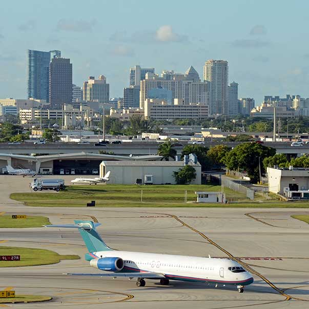 Fort Lauderdale Hollywood Airport Terminal Info: Fort Lauderdale / Hollywood Airport (FLL)