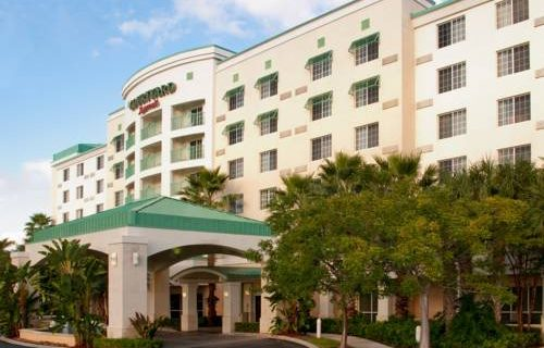 Courtyard Marriott Fort Lauderdale Airport / Cruise Port 2