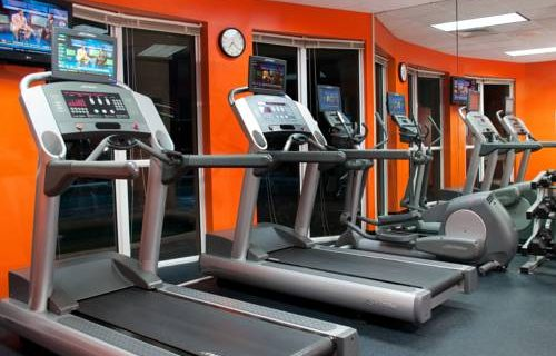 Courtyard Marriott Fort Lauderdale Aiport / Cruise Port fitness cemter