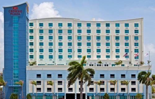 Crowne Plaza Hotel Fort Lauderdale Airport