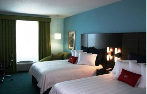 Crowne Plaza Hotel Fort Lauderdale Airport bedroom 2