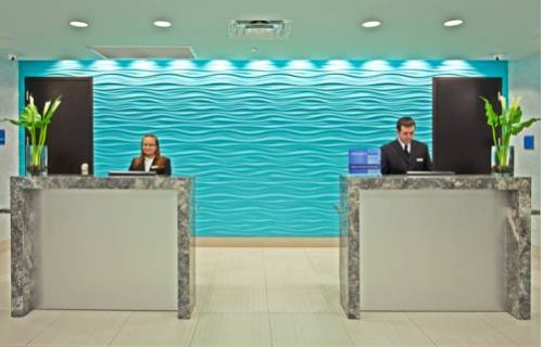 Crowne Plaza Hotel Fort Lauderdale Airport concierge