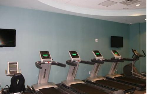 Crowne Plaza Hotel Fort Lauderdale Airport fitness room