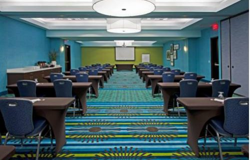 Crowne Plaza Hotel Fort Lauderdale Airport meeting spaces