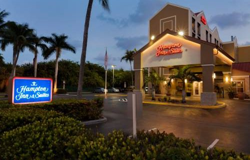 Hampton Inn Suites FtLauderdale Airport