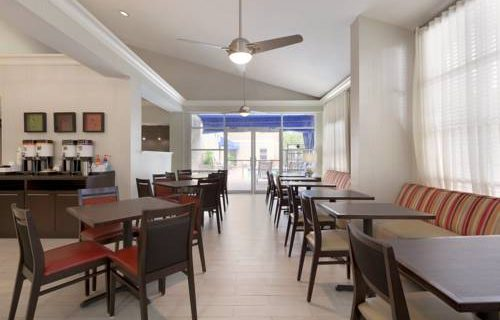 Hampton Inn Suites FtLauderdale Airport dining
