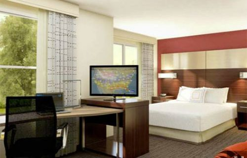 Residence Inn Fort Lauderdale Airport suite