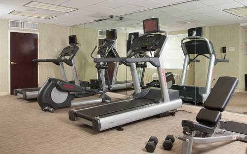 SpringHill Suites FtLauderdale Airport fitness